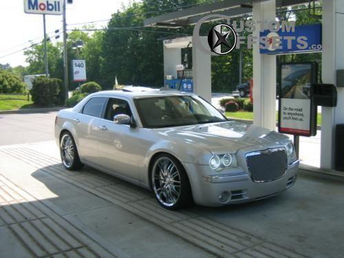 2006 300 Chrysler C 4dr Sedan Awd 5 7l 8cyl Chrysler 300