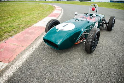 1960 Ex John Surtees Lotus 18 - Silverstone Auctions