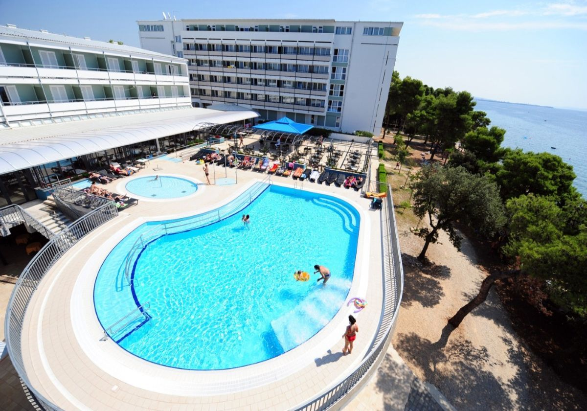Hotel Pinija Petrcane Zadar Kroatie