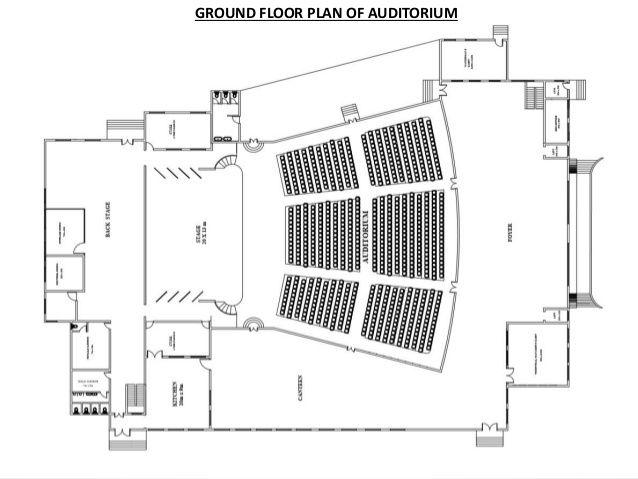Auditorium Seating Design Standards Shanmukhananda Hall