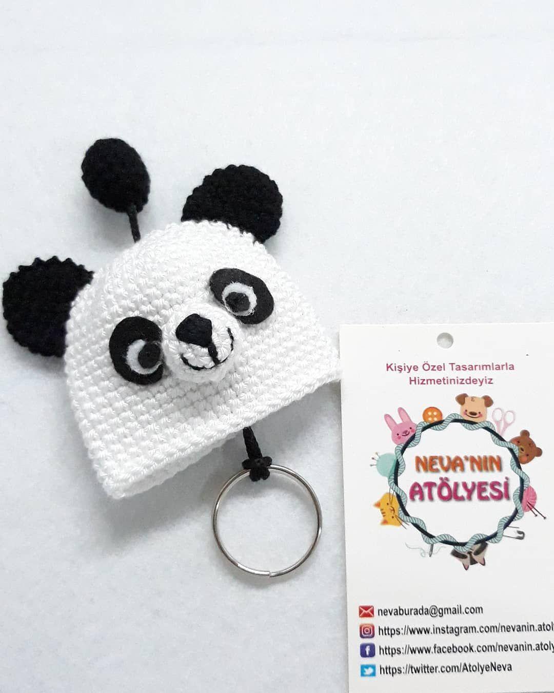 Amigurumi) Panda Ayı Yapımı 🐼 3.Bölüm - Bacak Yapılışı, Örme Ayı 3/5 -  YouTube | 1350x1080
