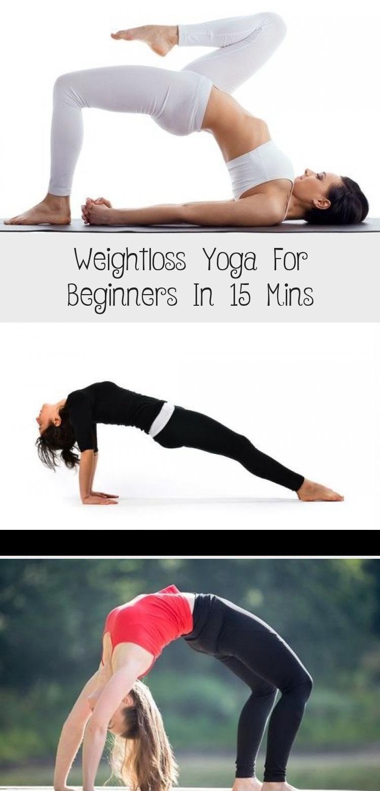 Photo of Gewichtsverlust Yoga für Anfänger in 15 Minuten – Gewichtsverlust