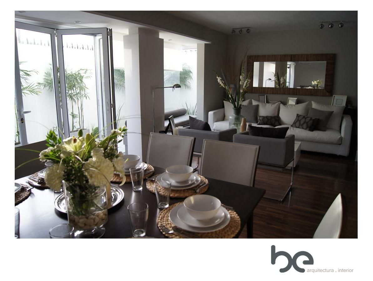 Sala comedor cuartos decorados salas y comedores - Comedores decorados modernos ...