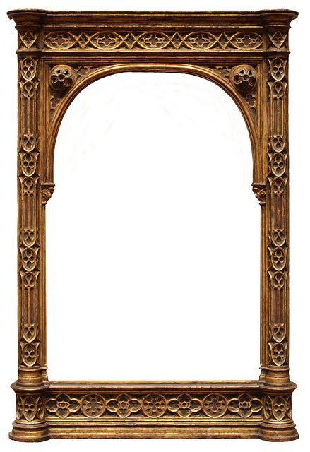 Frame 14 Medieval Frame For Icon Printable Frames Background