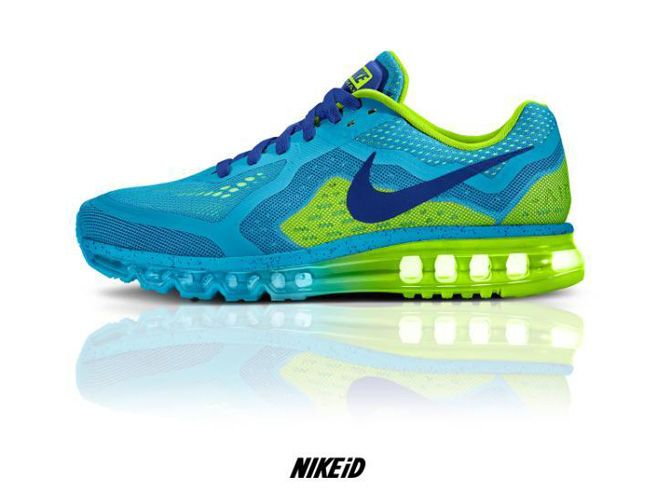 Air Max 2014 Live on Nike iD