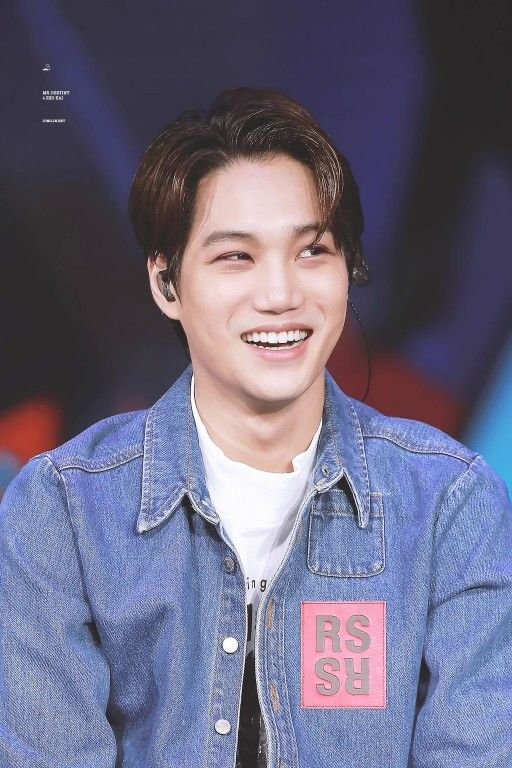 That Smile Always Makes Me Complete Kai Exo Kai In 2019