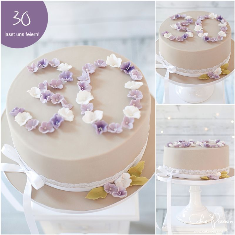 geburtstagstorte_30   Torten   Pinterest   Cake, Birthday