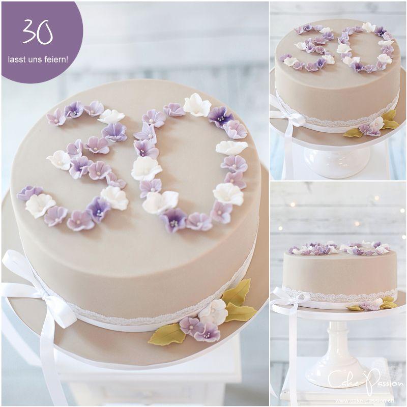 geburtstagstorte_30  Torten  Geburtstagstorte Torten et