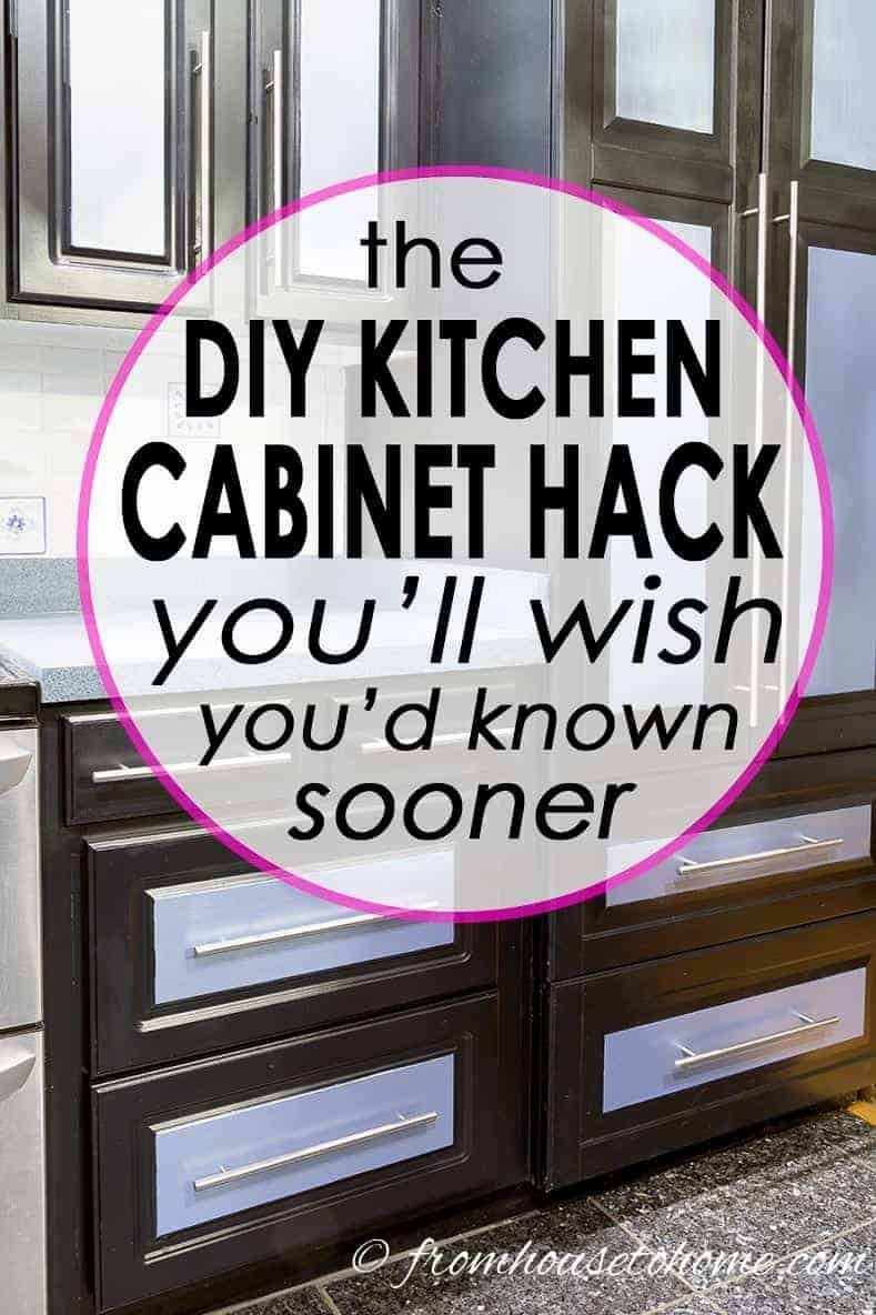 How To Convert Base Cabinet Shelves To Drawers Kitchen Cabinet Storage Solutions Cabinet Storage Solutions Kitchen Cabinet Storage