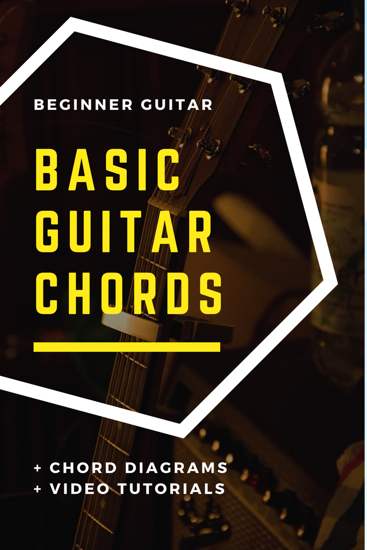 Beginner Guitar Lessons Learn How To Play The Basic Guitar Chords