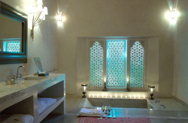 Awesome Salle De Bain Decoration Orientale Photos - Amazing House ...