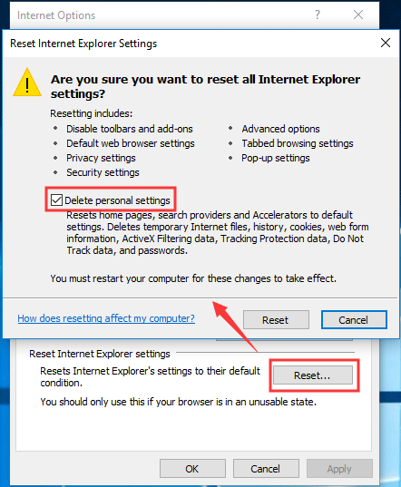 Fixed Internet Explorer This Page Cannot Be Displayed In Win10 Internet Options Internet Explorer Public Network