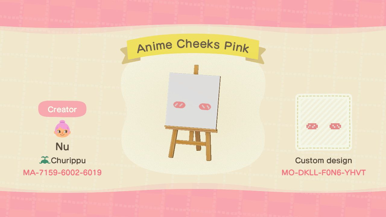 animal crossing anime clothes design