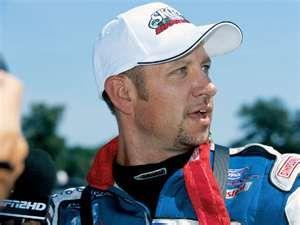 Robert Hight....John Force Racing