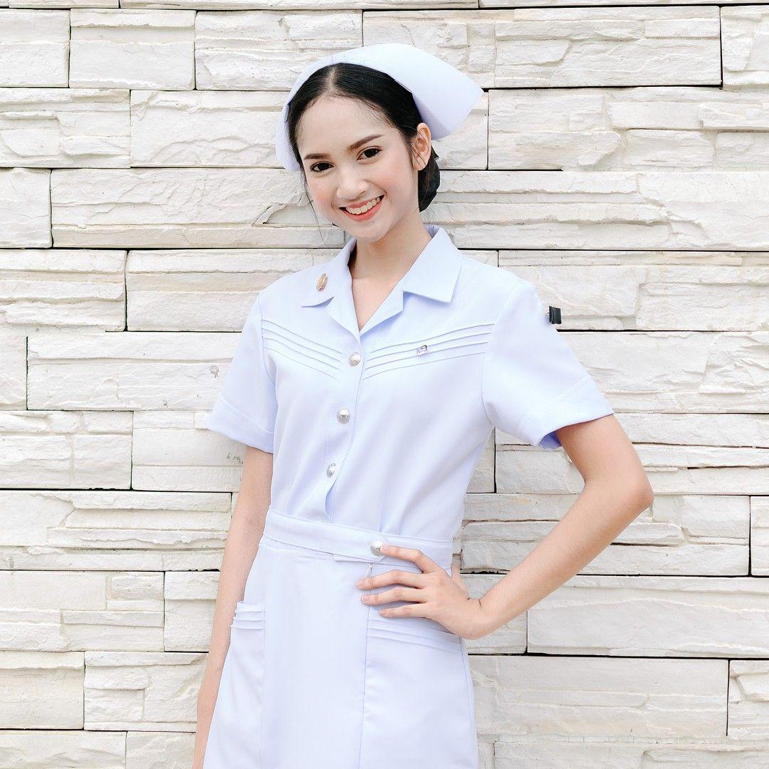 Baju Putih Putih Perawat