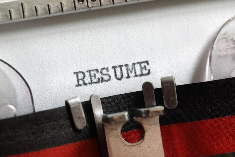 Take These Words Off Your Resume Now | Professional networking