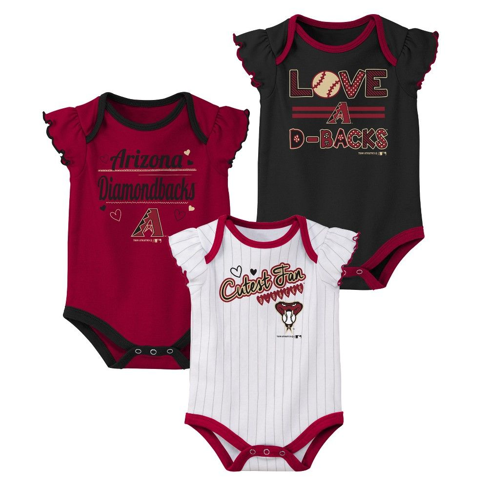 Arizona Diamondbacks Onesie Shirt Bodysuit