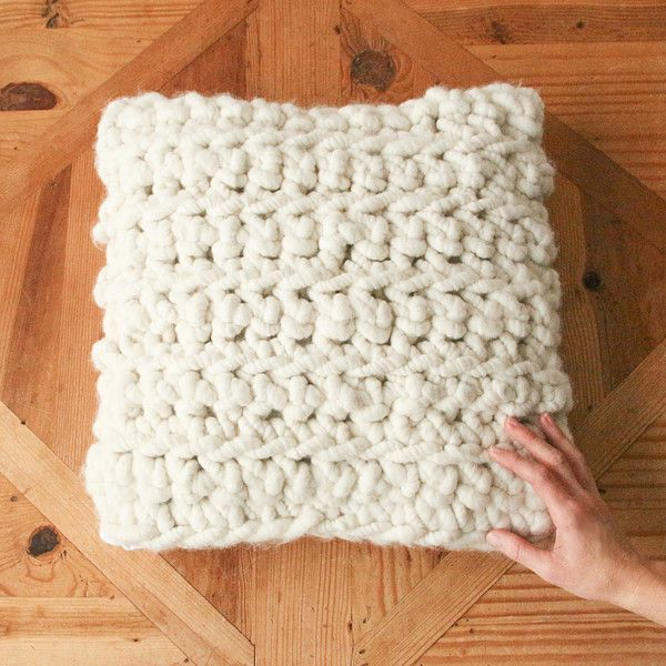 The Knot + Twist Pillow
