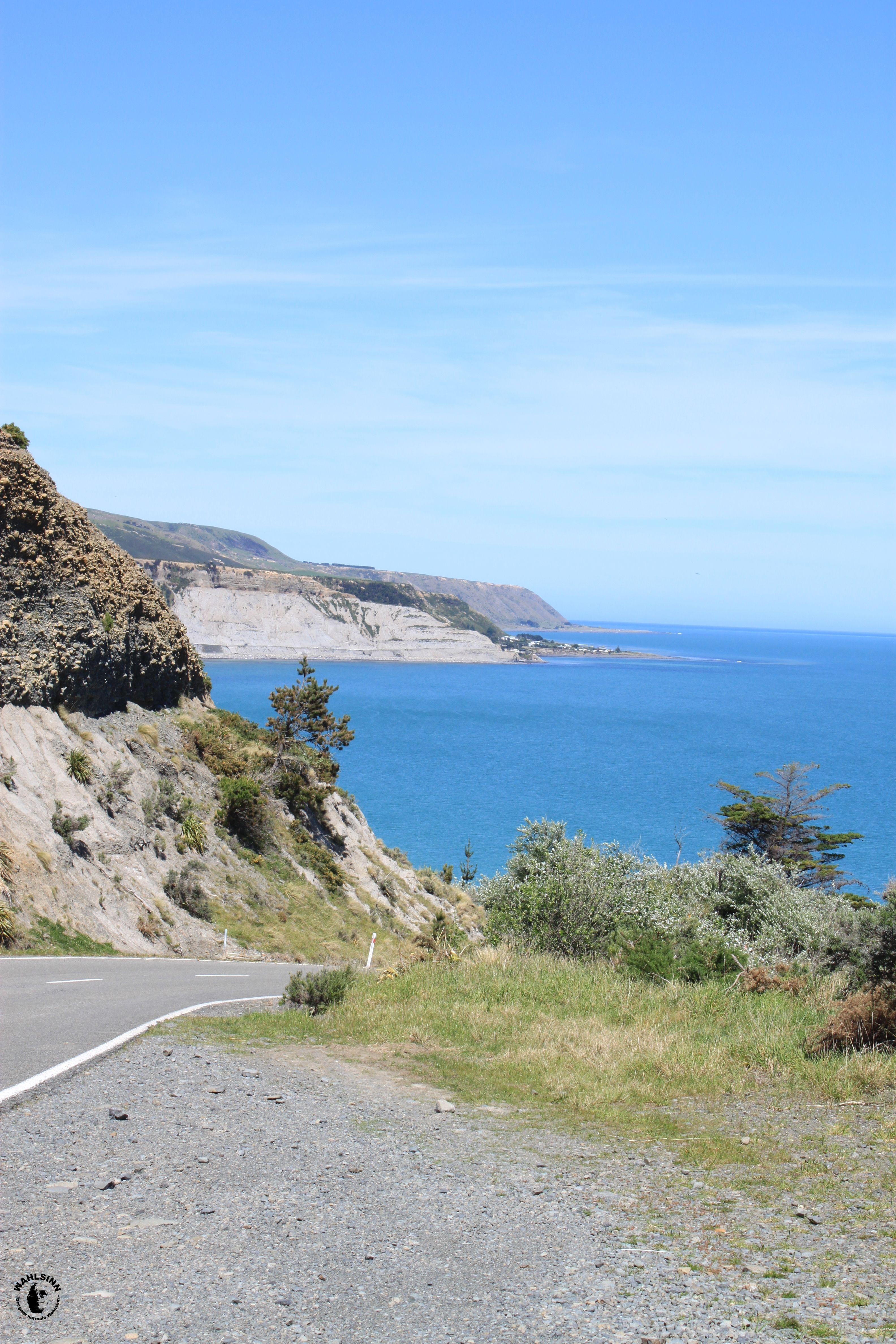 Der Südlichste Punkt von der Nordinsel von Neuseeland