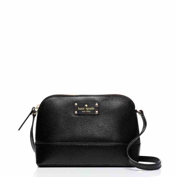 190f3fb451 Kate Spade Wellesley Hanna purse Lovely black crossbody