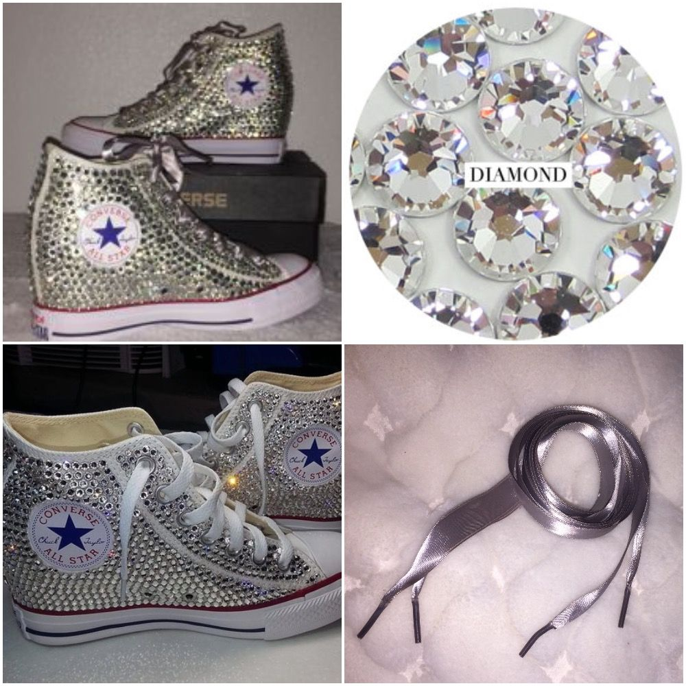 All Star Original High Top Wedges Style Converse With