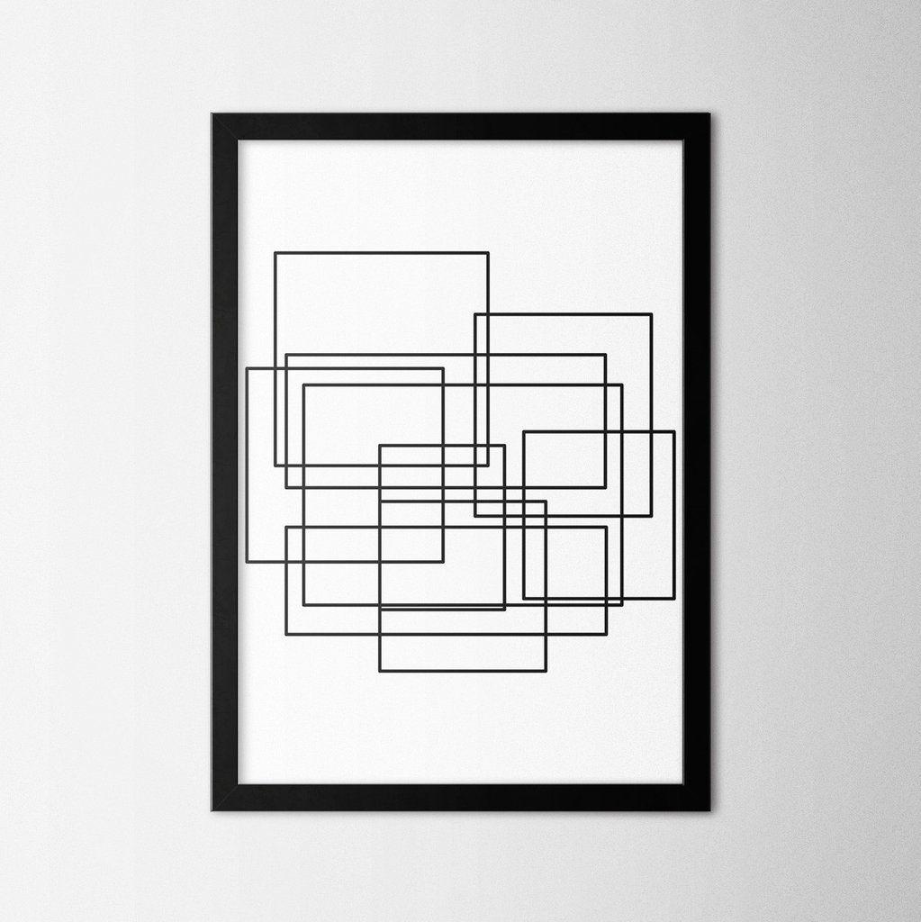 Complicate II - Northshire - Metal Wall Art - Metal Wall Decor    #interior #wallart #interiors #interiordesign #inspiration #decor #decoration #design #ideas #giftideas #art #artforsale #artoftheday #designer #handmade #homedecor #home #print #artprint #poster #decorationideas #conceptdesign #styling #office #wallart #walldecor #minimal #complicate #line