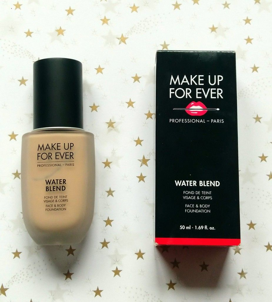 Make Up For Ever, Water Blend (avec images) Fond de