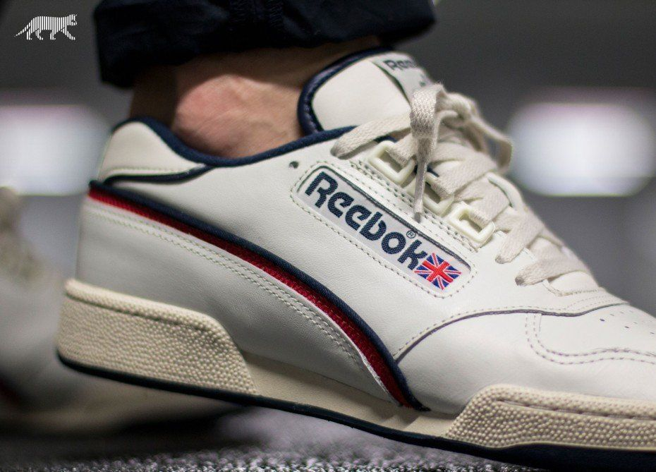 96d588611063 Reebok ACT 600 85 (Chalk   Paperwhite   Excellent Red   Collegiate Navy)