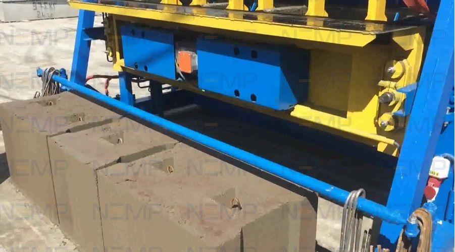 Бетонная смесь для вибропрессования бетон трек