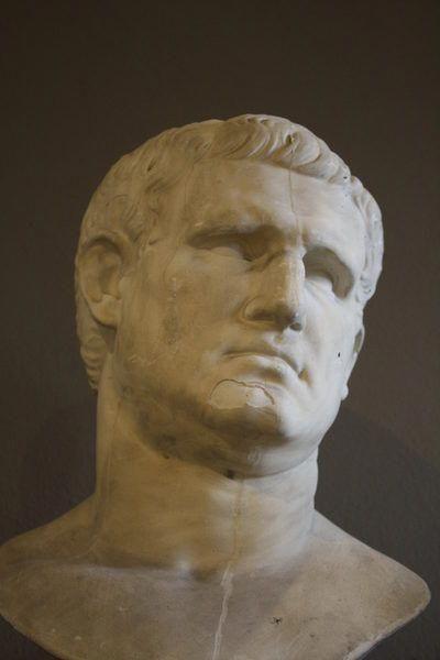 Marcus Agrippa #greekstatue