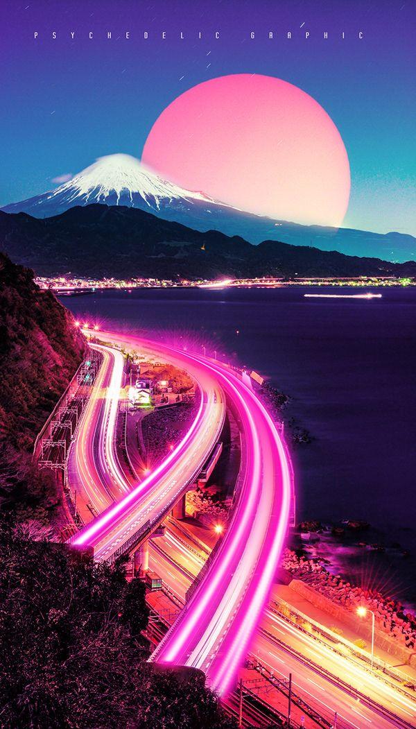 Free Aesthetic Neon Wallpaper Iphone City Pics