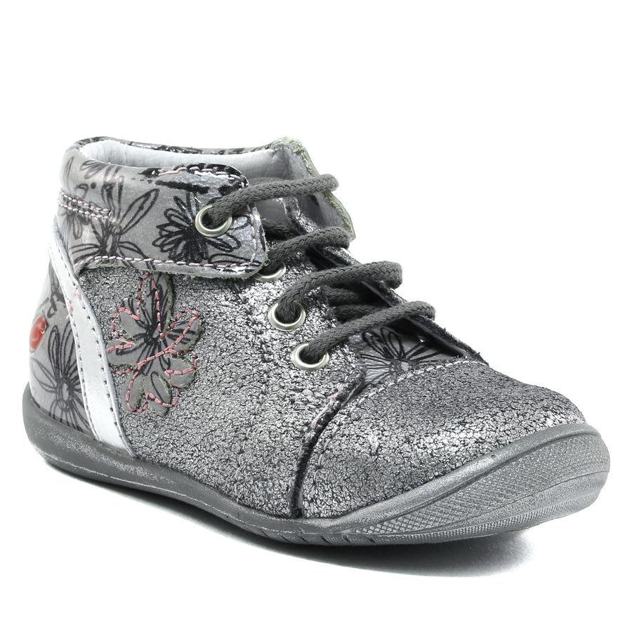 Best 4U® Femmes Chaussures PU Tissu Semelle en caoutchouc fleur sur le genou hautes bottes Casual Style automne hiver , Black , 39