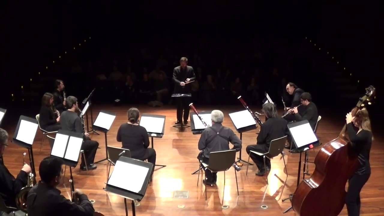 "W.A.Mozart - Serenata N°10 ""Gran Partita"" K.361 3/7 Adagio"
