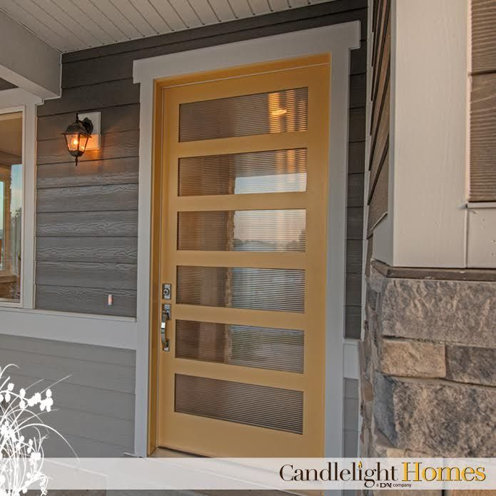 glass exterior doors for new home new in house designerraleigh kitchen