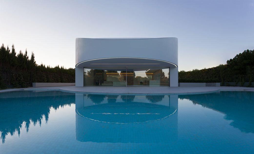Balint House Bétera / Spain / 2014