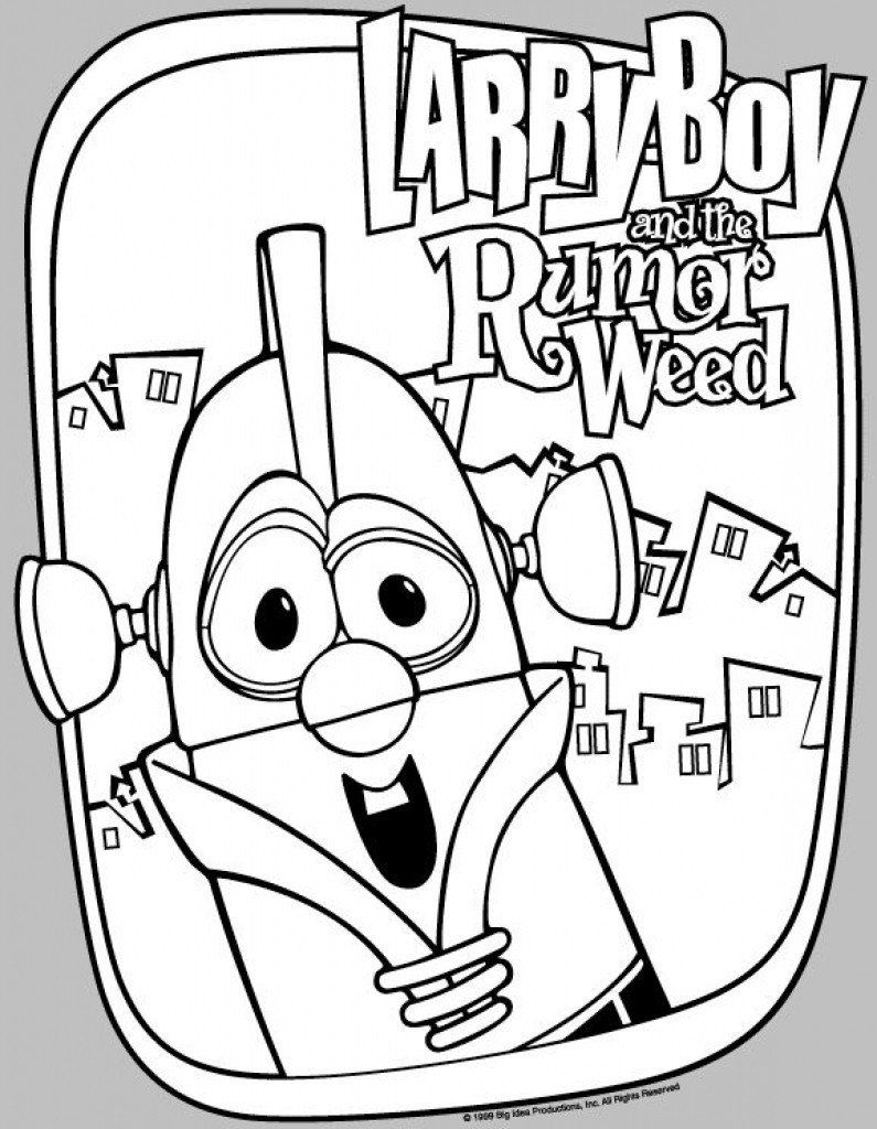 Veggie Tales Coloring Pages Luxury 19 Luxury Veggie Tales Larry Boy Coloring Pages Pexels In 2020 Coloring Pages For Boys Boy Coloring Coloring Pages