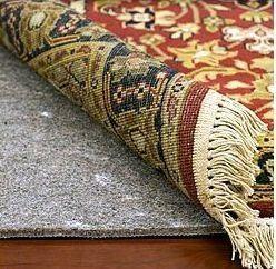 8 X 10 Supreme 32 Tm 100 Recycled Felt Rug Pad 55 Area Rug Pad Rugs On Carpet Rug Pad
