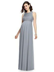 08fd7354b55 After Six Maternity Bridesmaid Dress M428 http   www.dessy.com