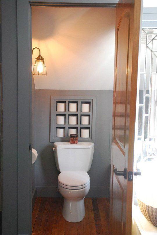 Exposer le papier toilette avec originalité! 8 idées pour vous ...