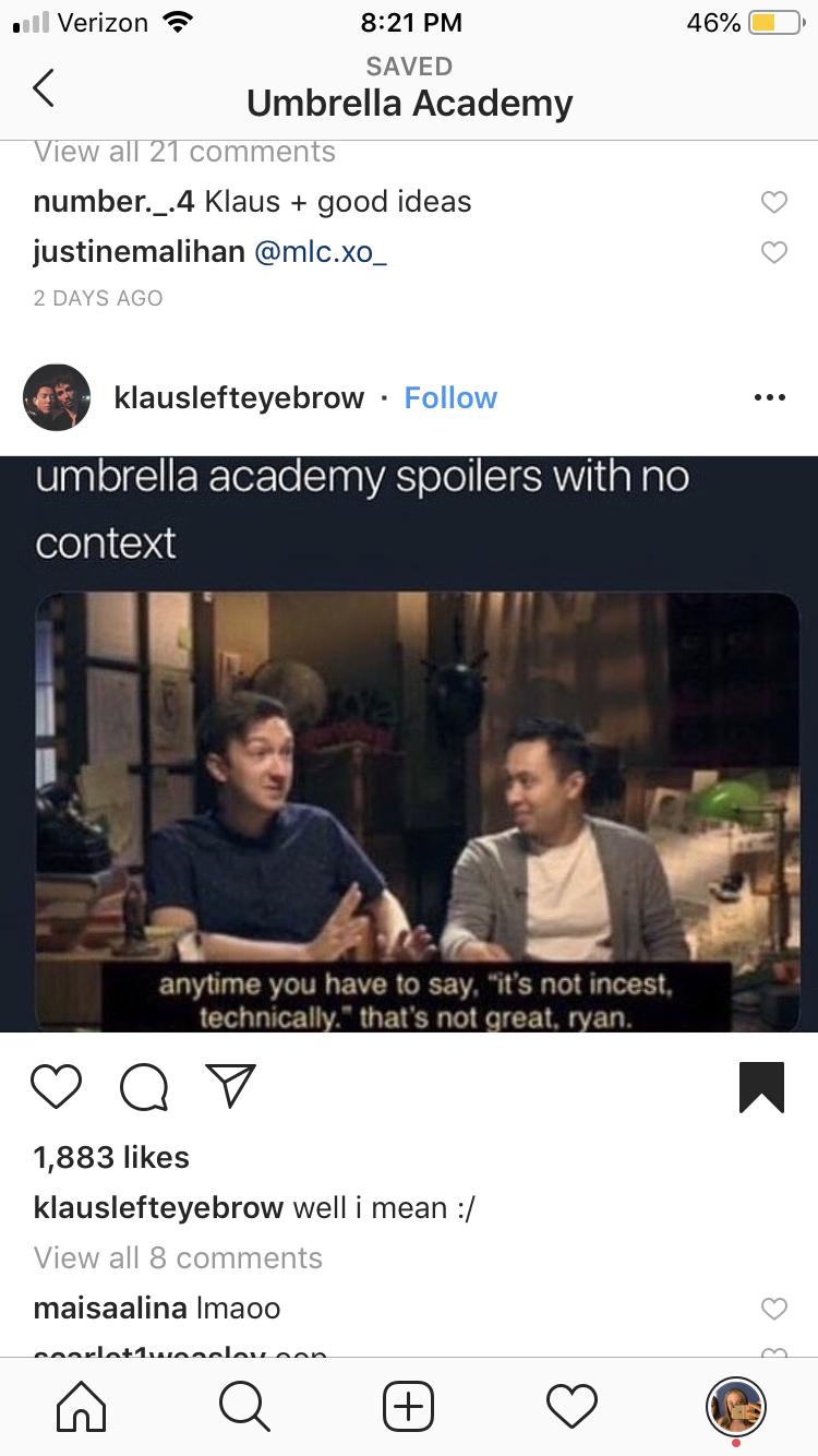 Pin By Eugenia Salazar On The Umbrella Academy Academy Umbrella Daddy Issues