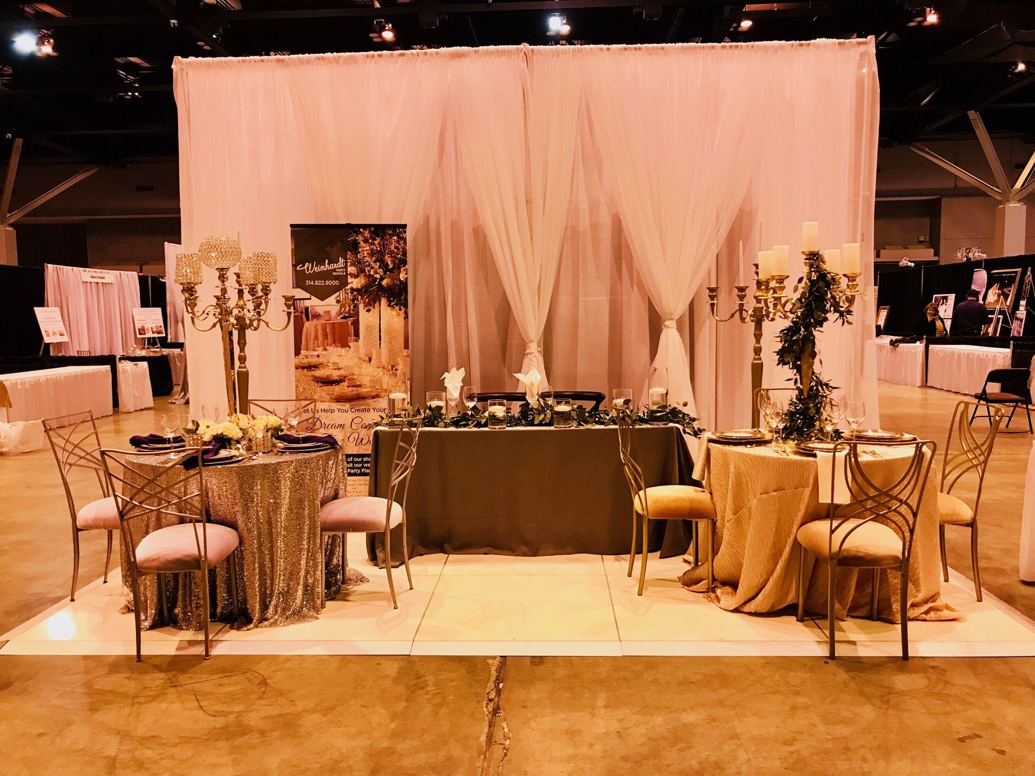 Party Rentals in St. Louis Wedding decorations, Wedding