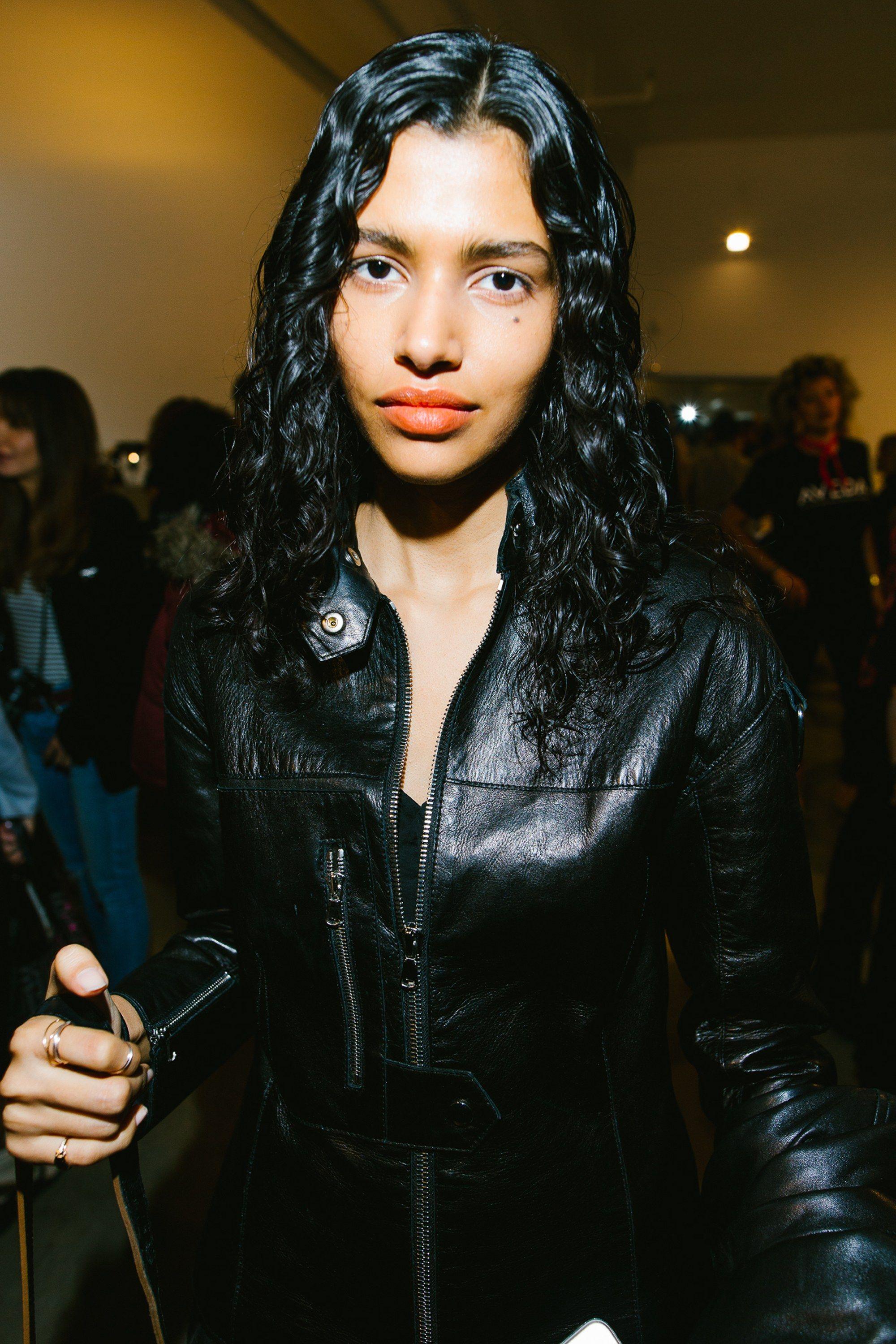 Our Best Backstage Pics From New York's Fall 2017 Shows