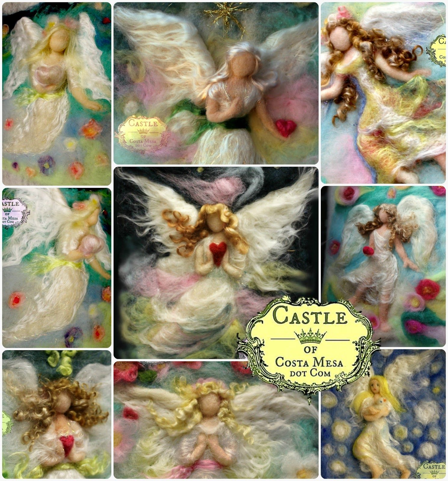 The Felting Lounge: Artist Interview with Jzin Teng of Castle of Costa Mesa