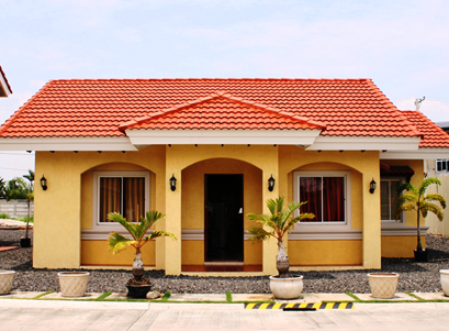 Rumah Banglo Di Kampung Modern House
