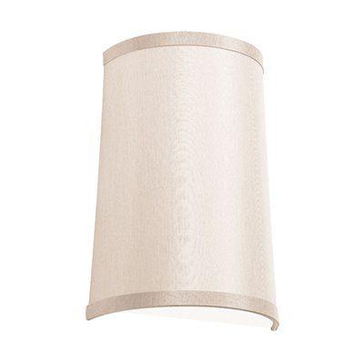 Dainolite Lighting 947812W 1-Light Wall Sconce
