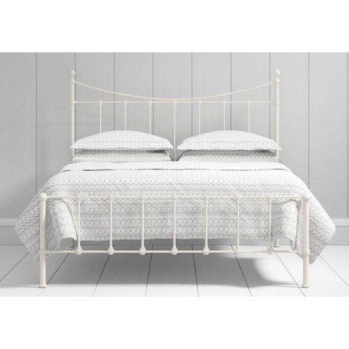Marlow Home Co Eberhardt Bed Frame Bed Frame Metal Beds