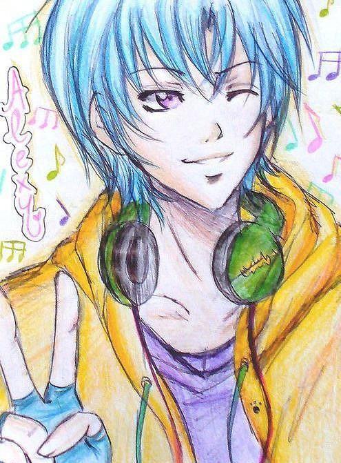 flirting games anime boys 2