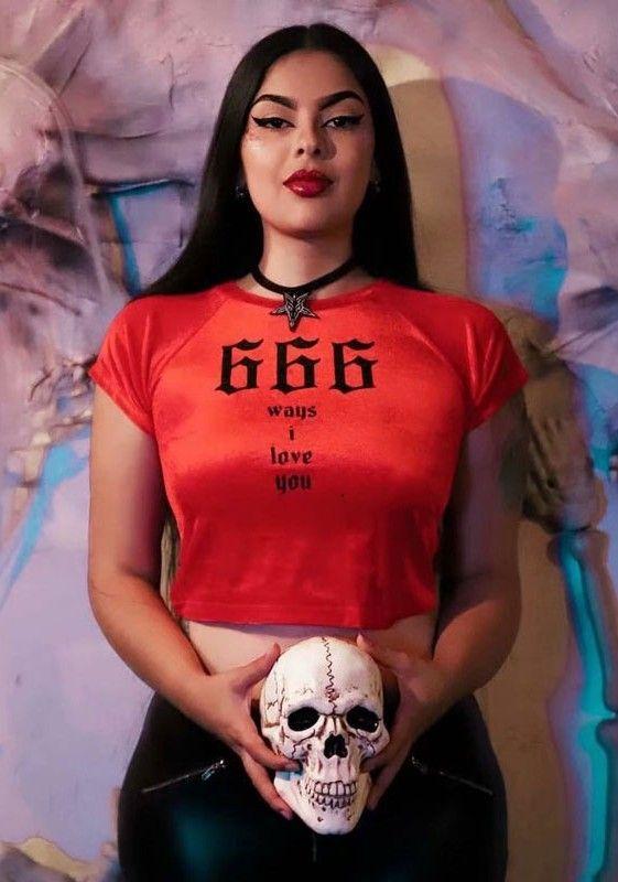 219e72b495216 Satan Is My Daddy Tank Top - Ashley Mezyed  gothicfashion  gothic  punk   punkstyle  alternative  alternativeclothing  grunge  grungestyle  clo…