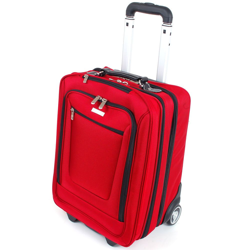 Rolling Carry On Luggage Laptop Case Suitcase On Wheels Overnight Bag Tsa Ready H2t Carryon Overnight Bag Carry On Luggage Suitcase