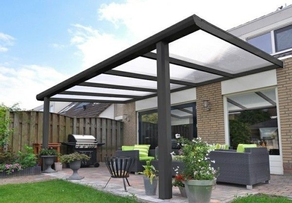 moderne pergola aus metall sch ne outdoor m bel viele pflanzenk bel gartengestaltung garten. Black Bedroom Furniture Sets. Home Design Ideas